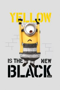 Yellow Is the New Black Indoxxi